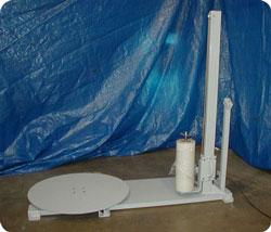 Turntable Pallet Wrapper 1500VW (Value Wrapper)