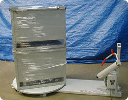 Turntable Pallet Wrapper 1500 WS (Wrap Station)